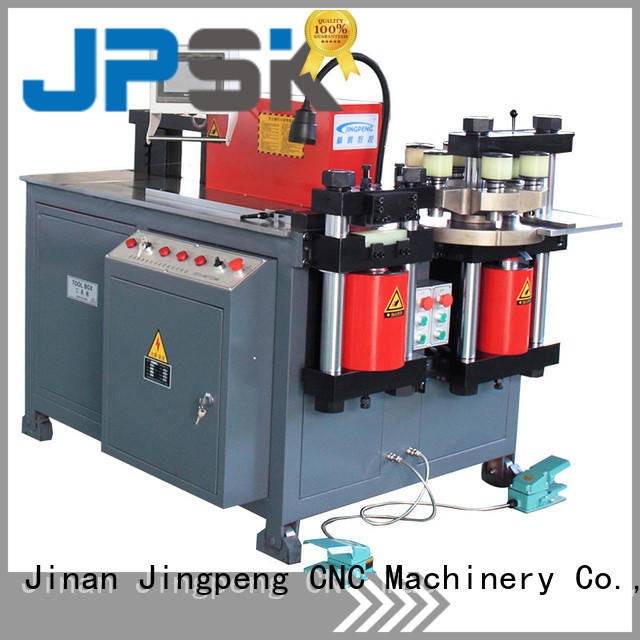 JPSK precise turret punching machine supplier for U-bending