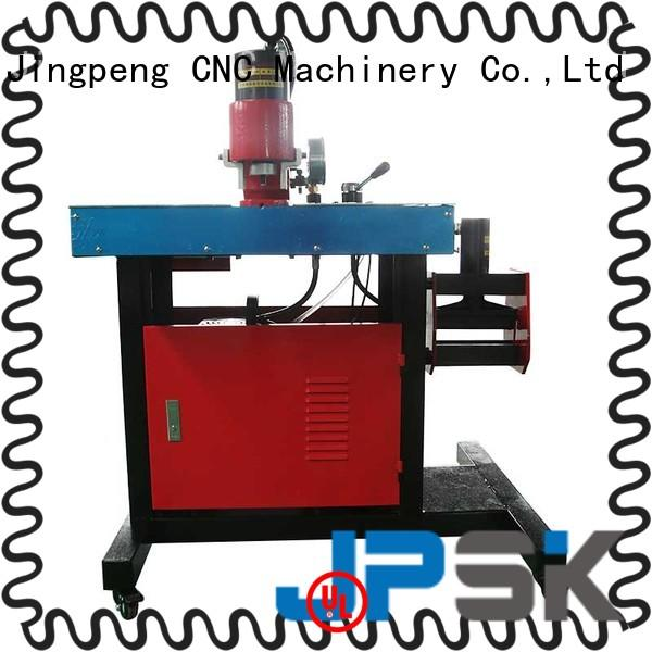 JPSK accurate metal bending machine factory for bend the copper for aluminum busbars