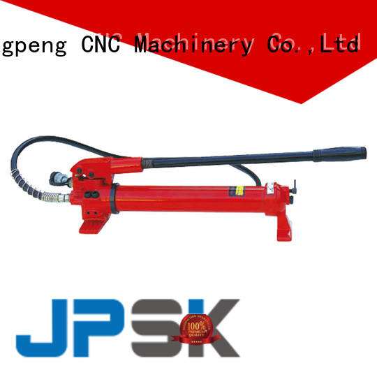 JPSK portable cnc machine factory price for worksite