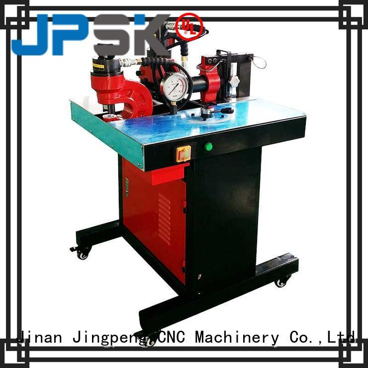 JPSK metal bending machine inquire now for bend the copper for aluminum busbars