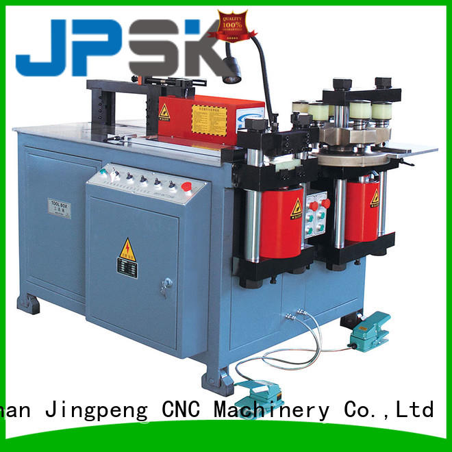 customized metal bending machine factory for bend the copper for aluminum busbars