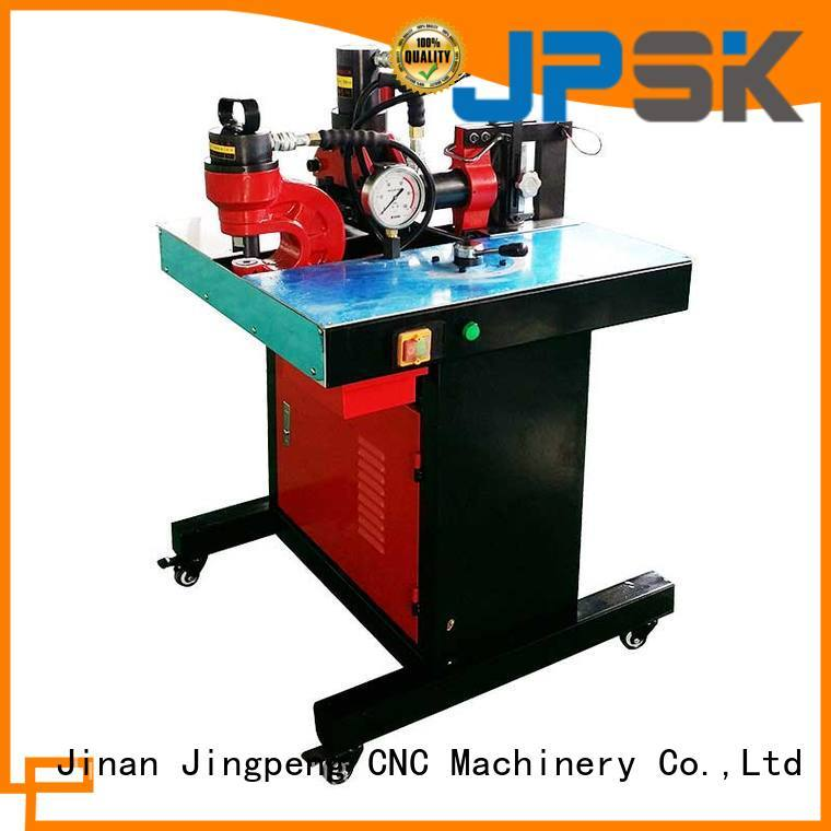 long lasting metal bending machine with good price for for workshop for busbar processing plant