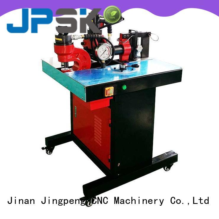 JPSK cnc sheet metal bending machine with good price for for workshop for busbar processing plant