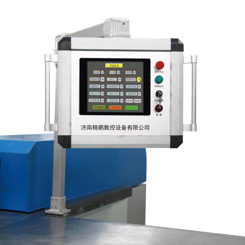 CNC busbar bending machine hydraulic busbar bender CNC-50Z-H