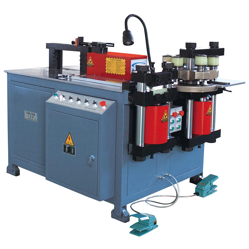 Busbar machine three-station busbar processing machine JPMX-303DM