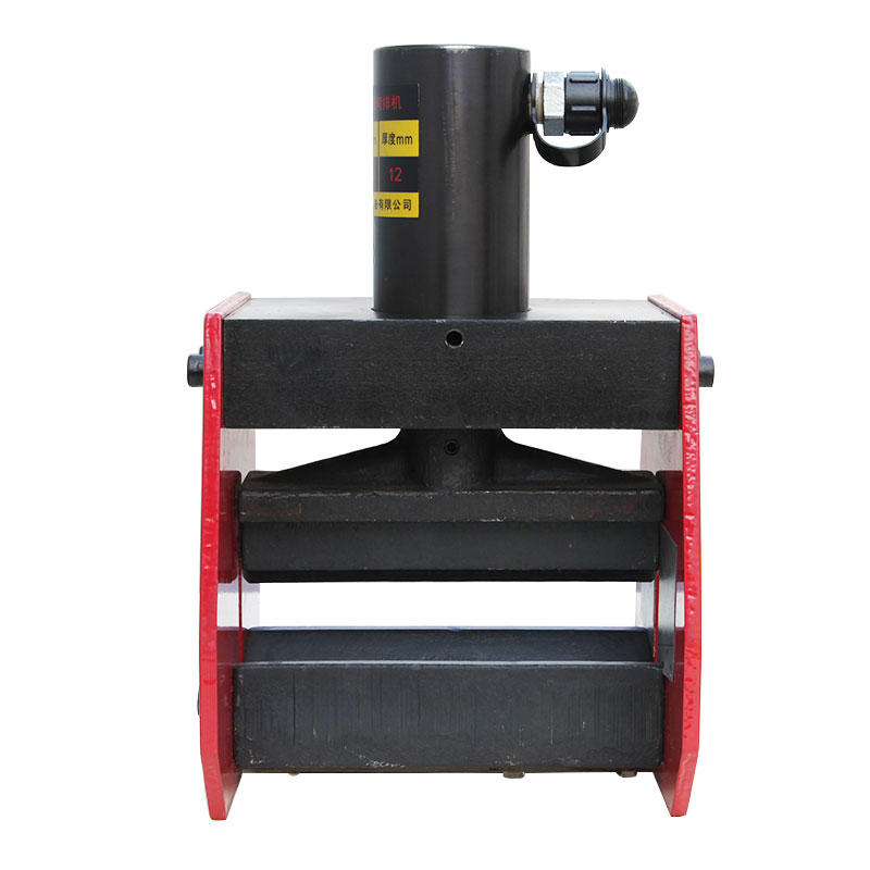 Hydraulic busbar bending machine Portable busbar processing machine