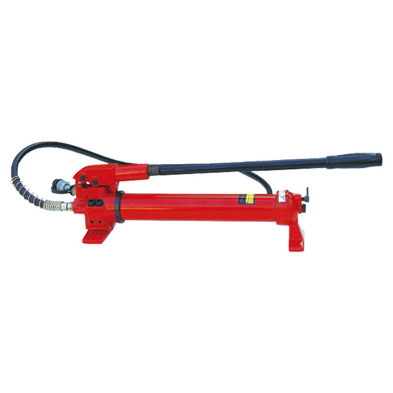 Hydraulic hand pump Portable busbar processing machine CP-700