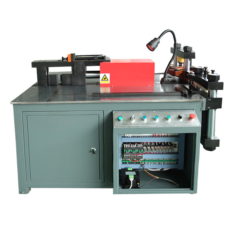 JPSK hydraulic shear with good price for bend the copper for aluminum busbars-2