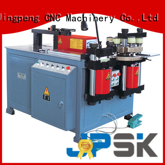 JPSK accurate metal bending machine design for for workshop for busbar processing plant