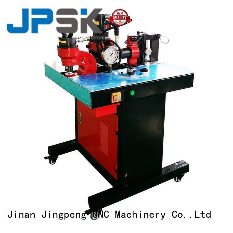 JPSK metal fabrication equipment design for bend the copper for aluminum busbars