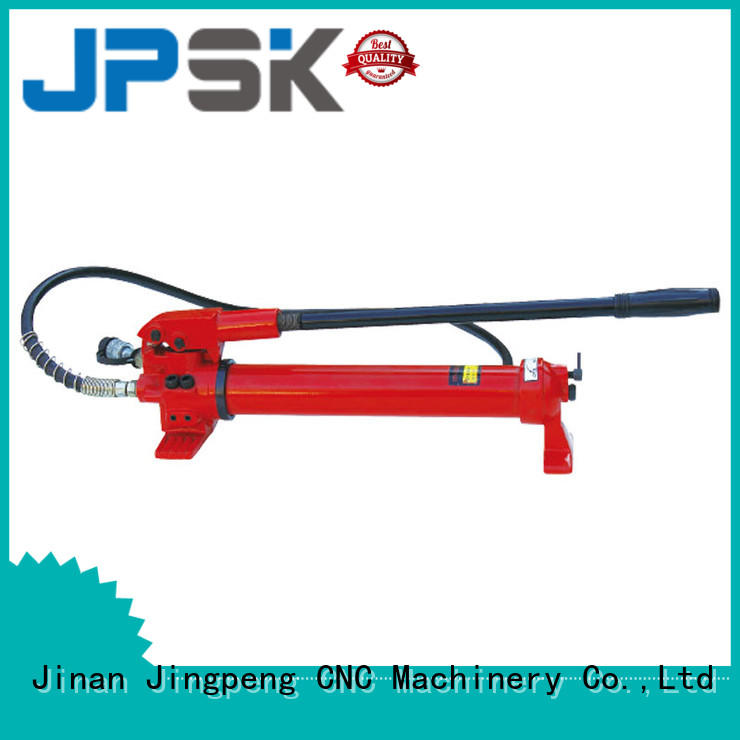 JPSK hydraulic hand pump supplier for factory