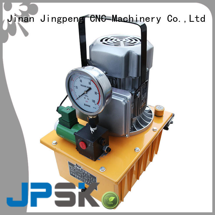 JPSK durable portable cnc machine wholesale for worksite