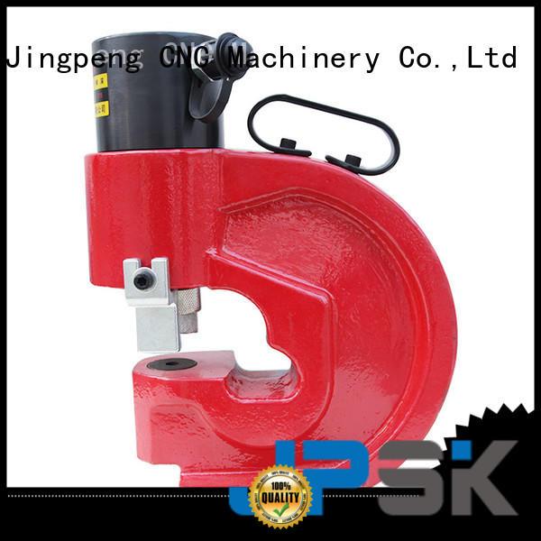 Hydraulic busbar punching machine Portable busbar processing machine