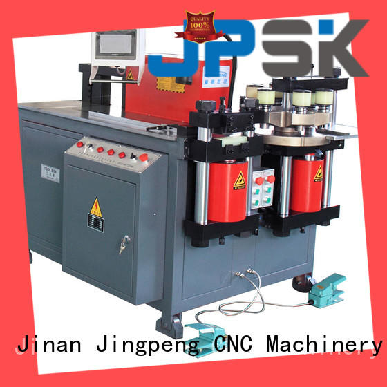 JPSK cutting bending machine online for flat pressing