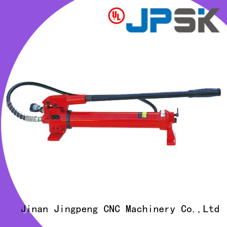 JPSK hydraulic electric pump supplier for plant