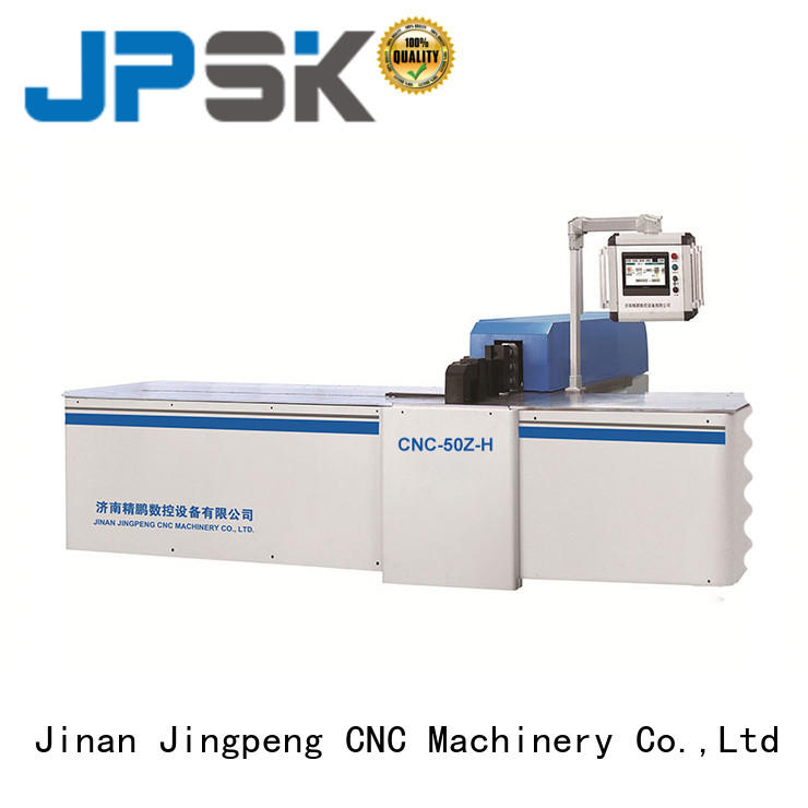 JPSK precise busbar bending machine directly sale for aluminum busbars