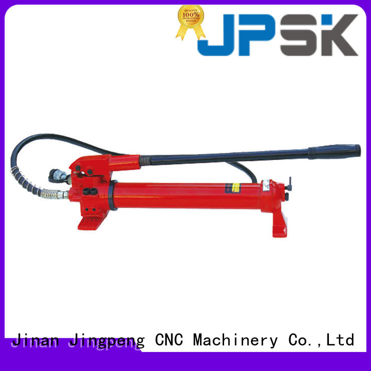 JPSK hydraulic foot pump factory price for factory