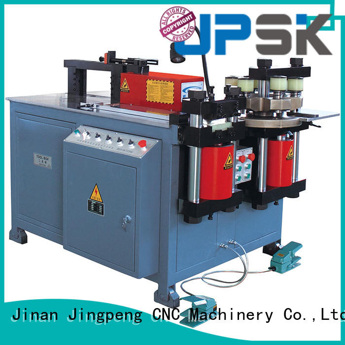 JPSK metal bending machine with good price for bend the copper for aluminum busbars