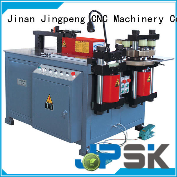JPSK metal bending machine with good price for for workshop for busbar processing plant