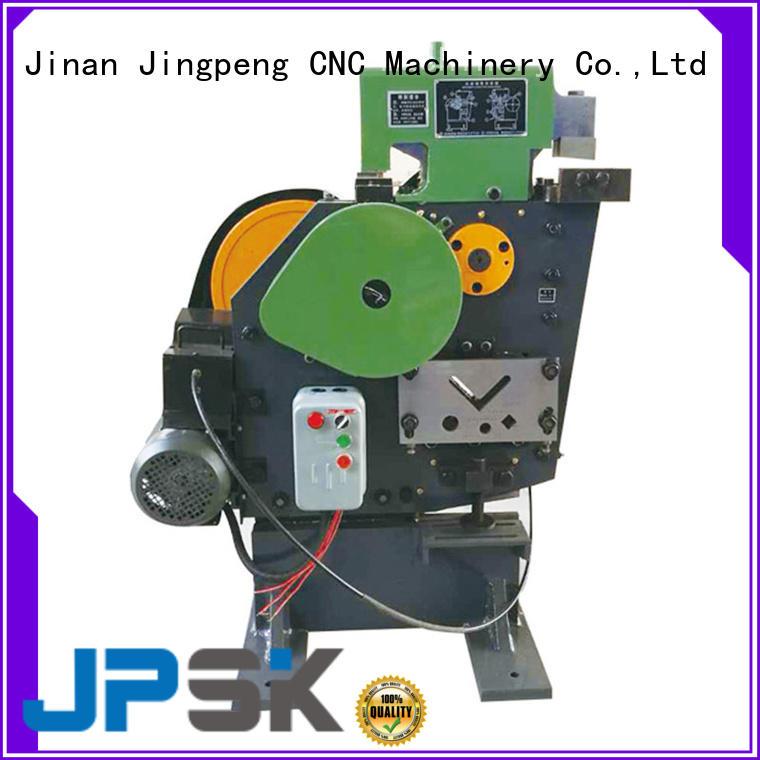 light weight aluminium punching machine from China for plant