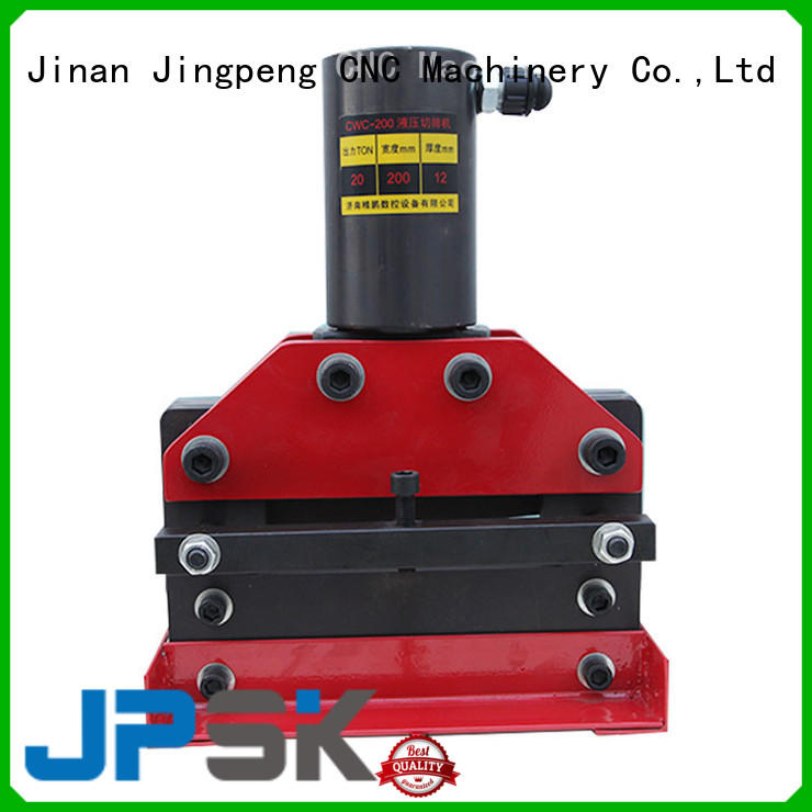 JPSK hydraulic foot pump personalized for worksite