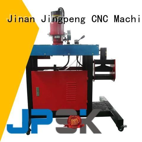 JPSK cnc sheet metal bending machine design for bend the copper for aluminum busbars
