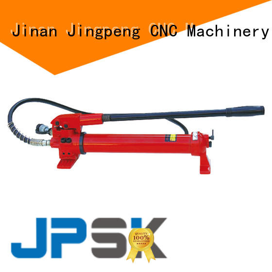 JPSK practical hydraulic foot pump supplier for worksite