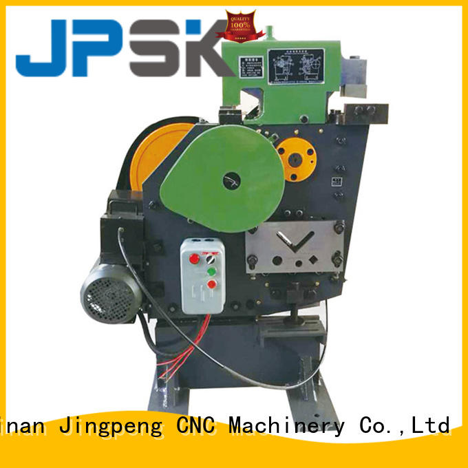 Sheet metal machinery metal punching and shearing machine