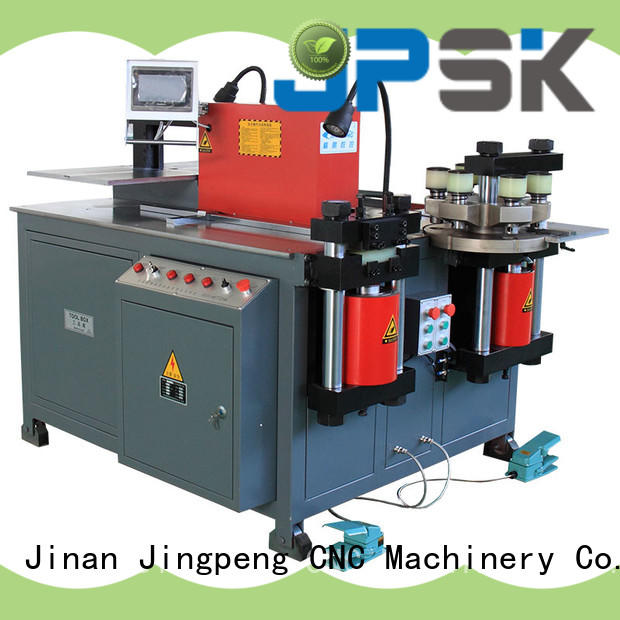 JPSK sheet metal punching machine promotion for twisting
