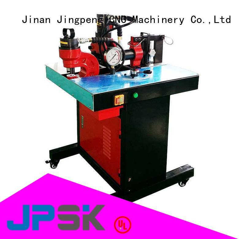 JPSK hydraulic shear design for for workshop for busbar processing plant