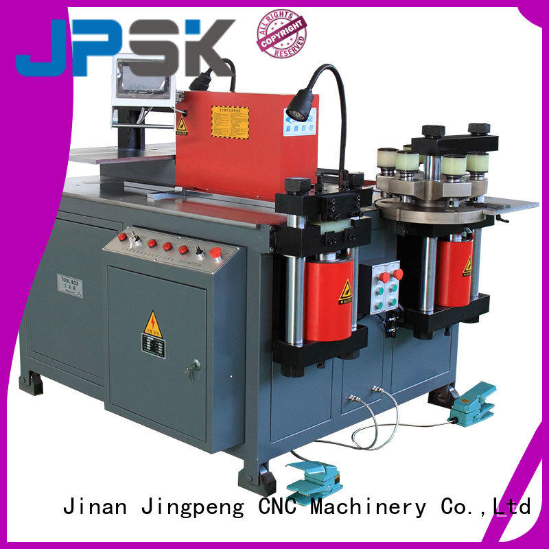 JPSK precise metal punching machine online for twisting