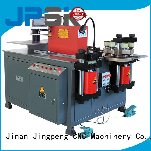 JPSK precise turret punching machine online for flat pressing