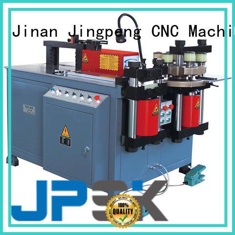 JPSK long lasting metal bending machine factory for for workshop for busbar processing plant