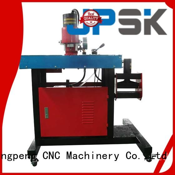 JPSK cnc sheet metal bending machine factory for bend the copper for aluminum busbars