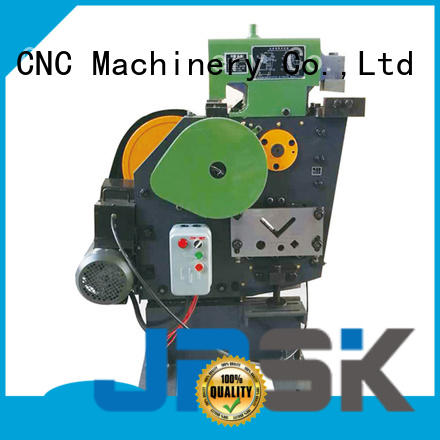 JPSK aluminium punching machine directly sale for workshop