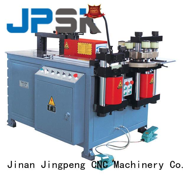 Three-station busbar processing machine JPMX-303CM