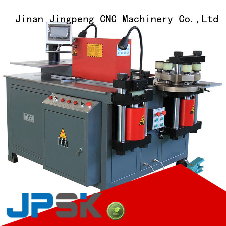 JPSK accurate turret punching machine on sale for U-bending