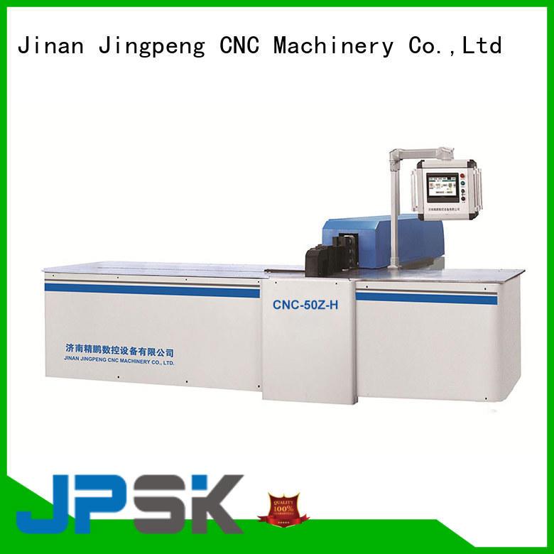 JPSK aluminum bending machine manufacturer for bending copper