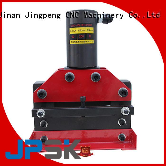 Portable busbar processing machine Hydraulic busbar cutting machine