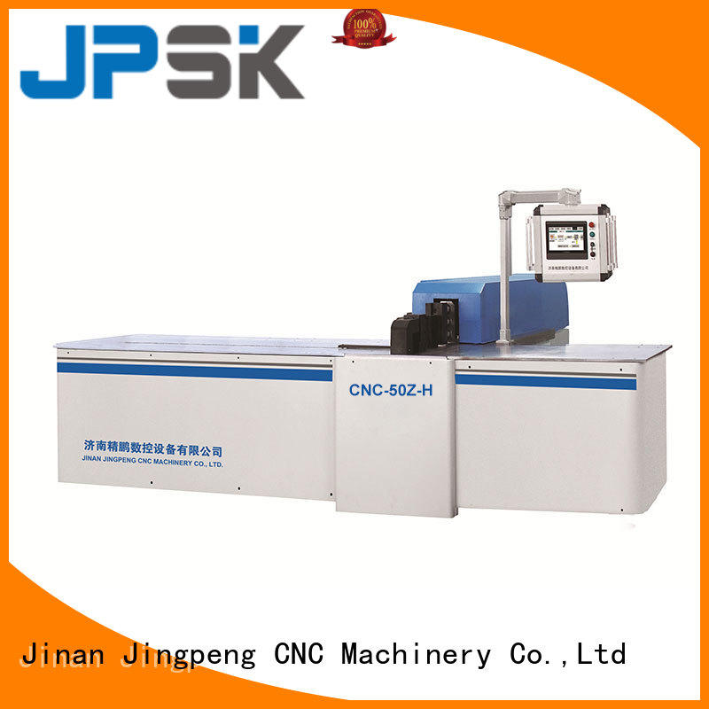 automatic types of bending machine at discount for busway