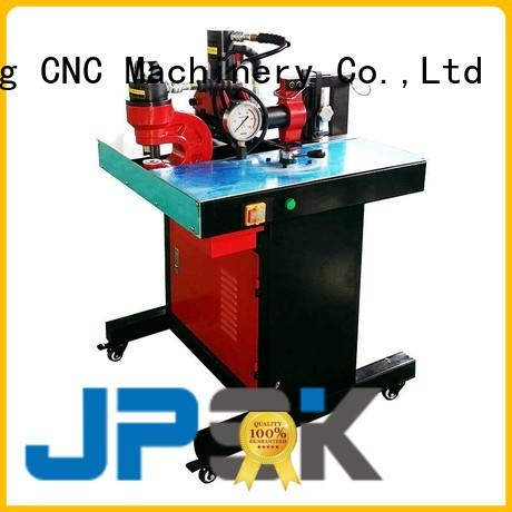 JPSK metal shearing machine factory for for workshop for busbar processing plant