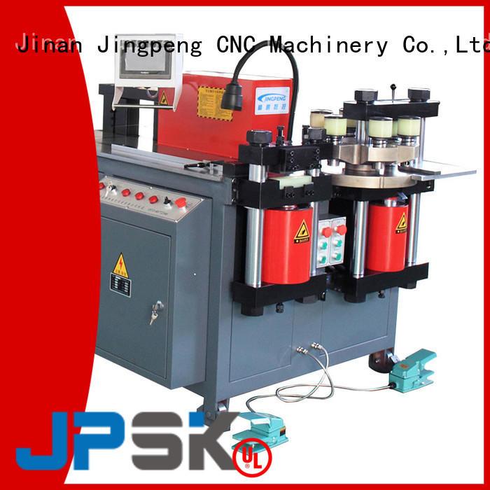 JPSK precise cutting bending machine promotion for U-bending