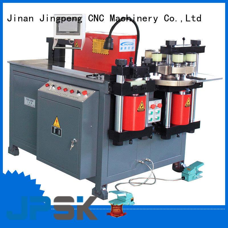 JPSK metal punching machine on sale for U-bending