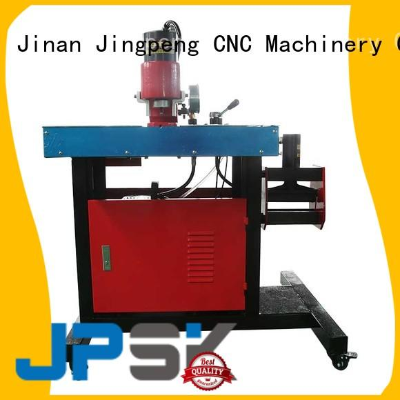 accurate cnc sheet metal bending machine with good price for for workshop for busbar processing plant