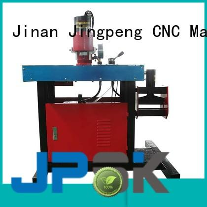 JPSK accurate hydraulic shear with good price for bend the copper for aluminum busbars