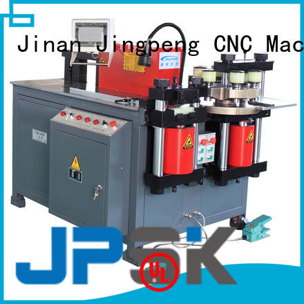 JPSK accurate turret punching machine supplier for embossing