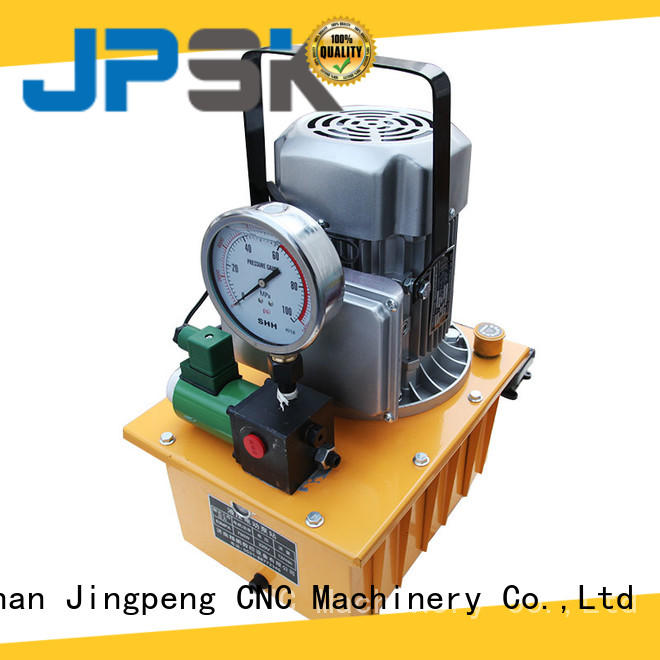 JPSK durable hydraulic electric pump easy to carry for worksite