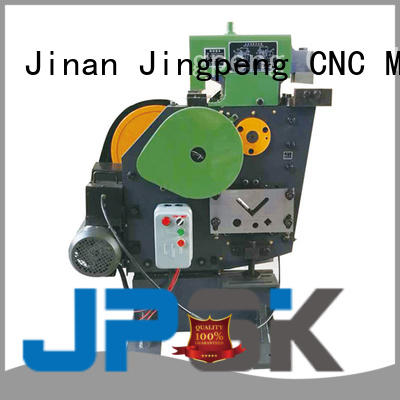 JPSK sheet metal machinery series for worksite