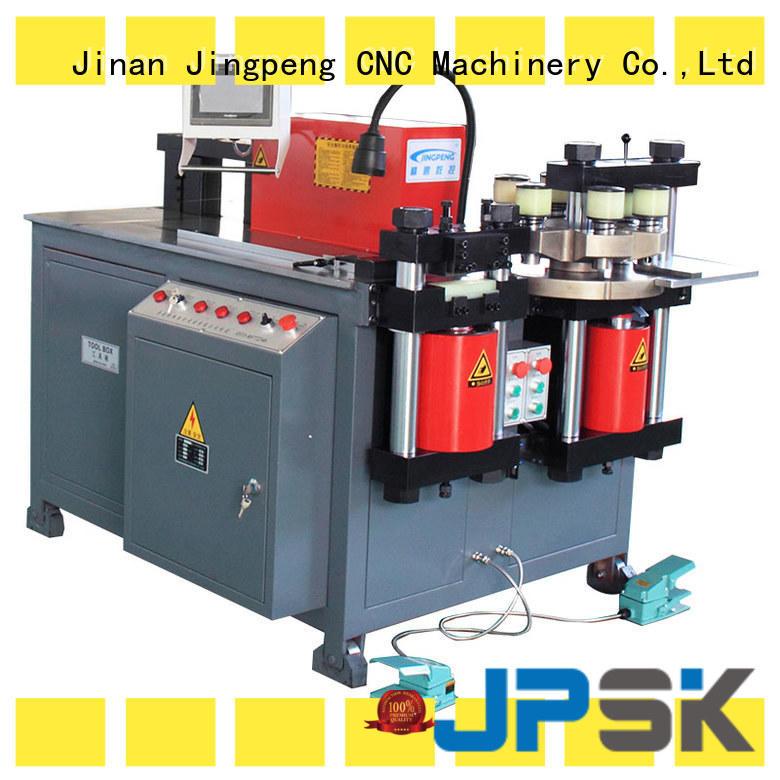JPSK sheet metal punching machine on sale for twisting
