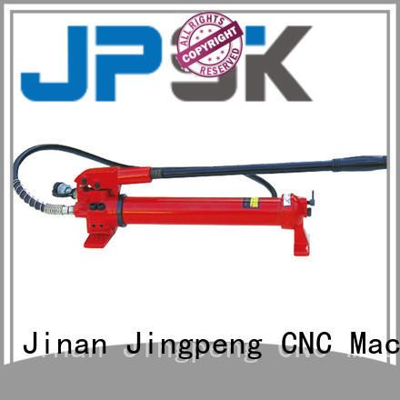 JPSK practical hydraulic foot pump factory price for workshop